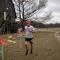 Ryan Stasiowski finishes the 2013 Patuxent 10k. Photo by: Charlie Ban