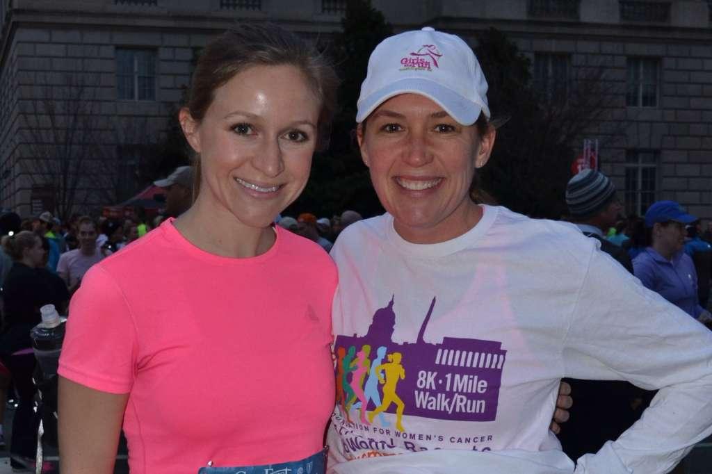 RunWashington's Fall Marathoners: Meet Amelia McKeithen ...