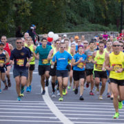 Runners won't get this far up Rock Creek Parkway during the Marine Corps Marathon this year. Photo: Cheryl Young