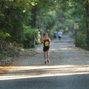 The Georgetown Branch Trail. Photo: Steve Zuraf