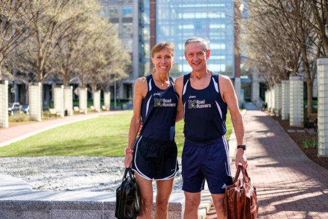 Ida and Bob Draim. Photo: Dustin Whitlow/DWhit Photography